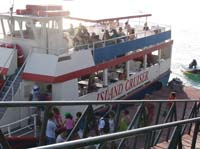 ferry to toboga island